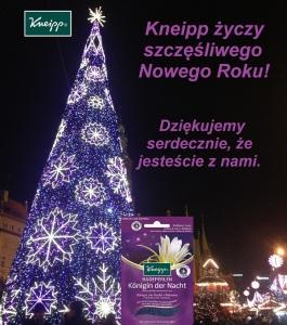 Nowy rok Kneipp