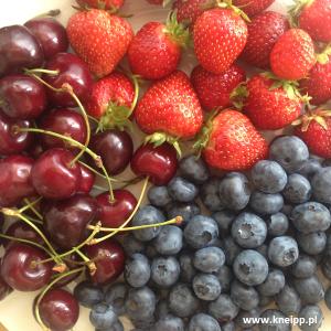 owoce letnie