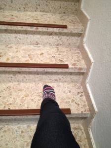Treppentrainig 2